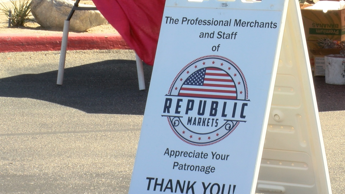New Open Air Shopping Debuts; Republic Markets Slated For Next 12 Weeks