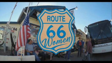 """As seen on Palm Springs Today: """"Route 66 Women"""" documentary"""