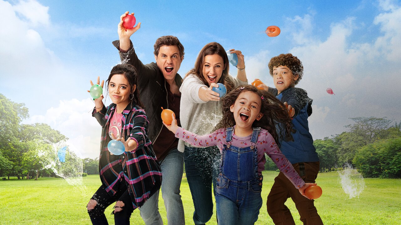 """""""Yes Day"""" Kids and Local Actress Jenna Ortega Talk About New Netflix Film"""