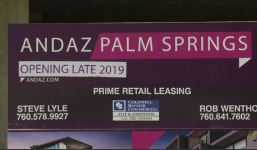 Palm Springs Resorts to Legal Action for Multiple Unfinished Hotels