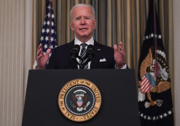 President Biden expected to announce new vaccination goal in first White House news conference