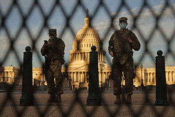 US Capitol Police request two-month extension of National Guard deployment in Washington
