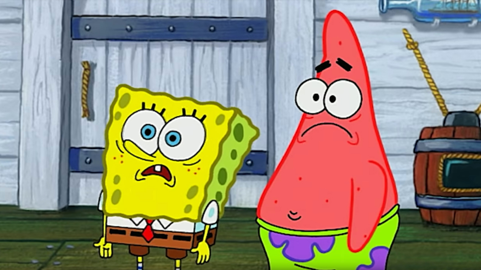 Inappropriate SpongeBob episodes get pulled by streaming services