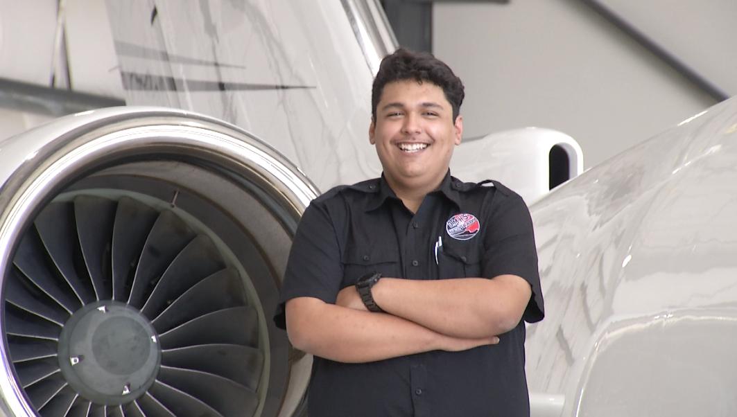 Students Soar High in CVUSD Aviation Program