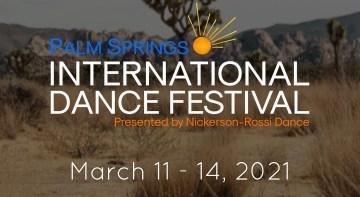Palm Springs International Dance Festival