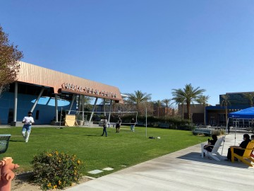 Indio Teen Center reopens