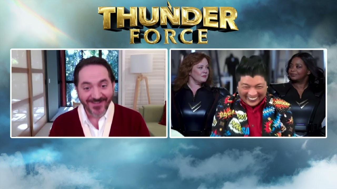 """""""Thunder Force"""" Director on Superheroes, Comic Books, and Melissa McCarthy, Octavia Spencer"""