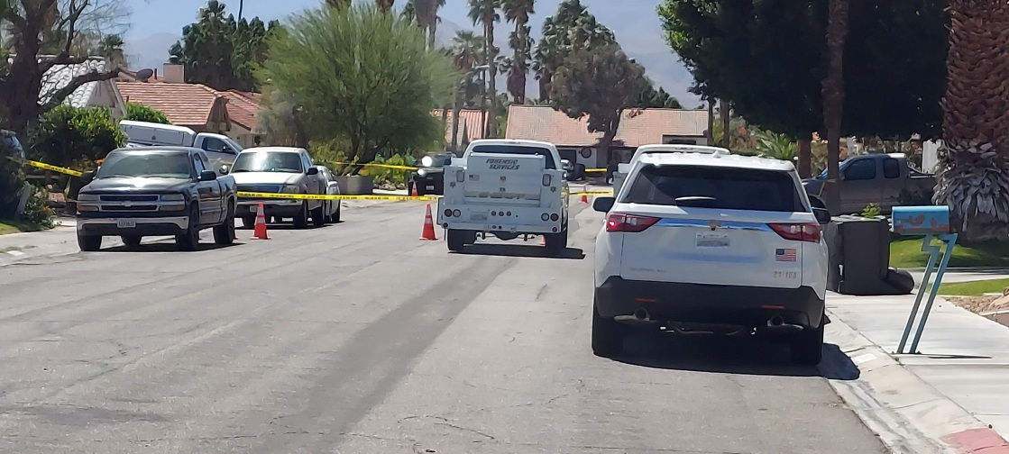 Police Investigating Fatal Stabbing in Cathedral City, Suspect Arrested