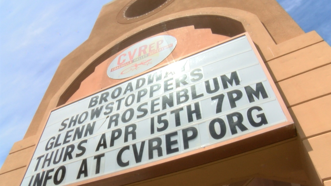 Coachella Valley Theatres Hold-off On Reopening Due To Capacity Limitations