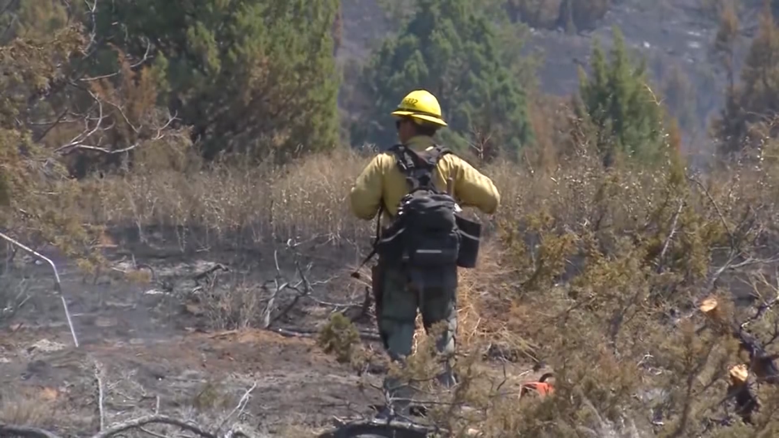 Firefighters to Conduct Two-Day Controlled Burn Near Idyllwild