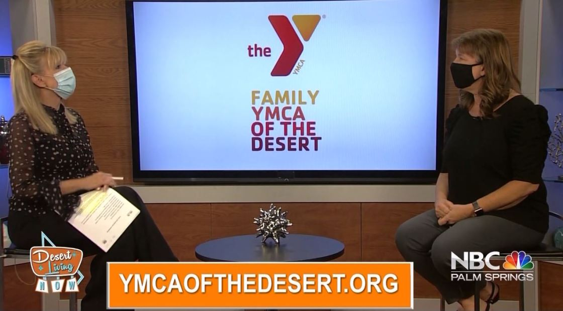 Desert Living Now: YMCA of the Desert and General Air Conditioning and Heating