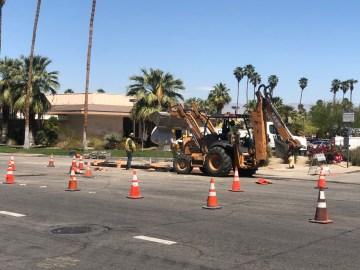 Gas Leak Prompts Evacuations, Road Closures in Palm Springs