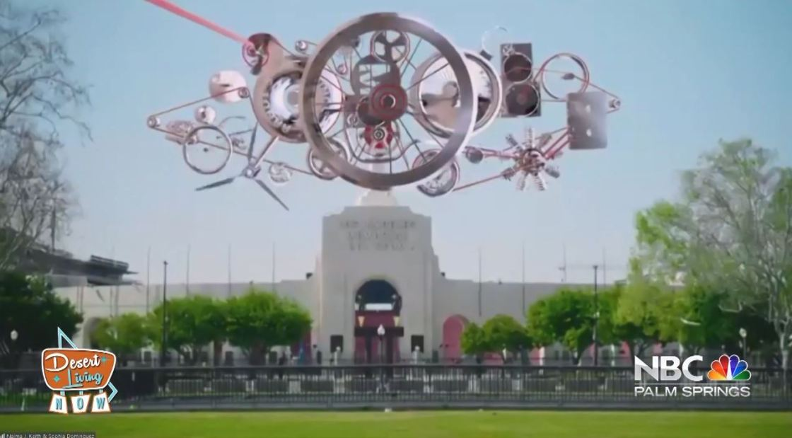 Desert Living Now: Augmented Reality at LACMA