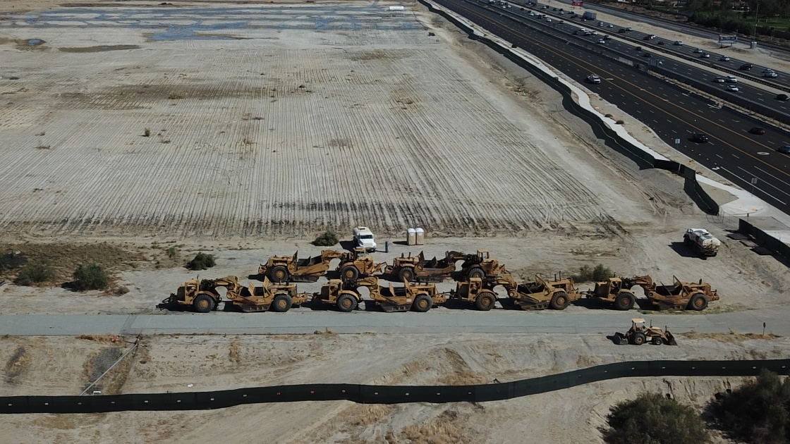 Construction preparation begins for Coachella Valley arena