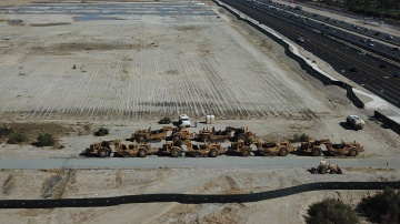 Construction preparation begins for Coachella Valley arena