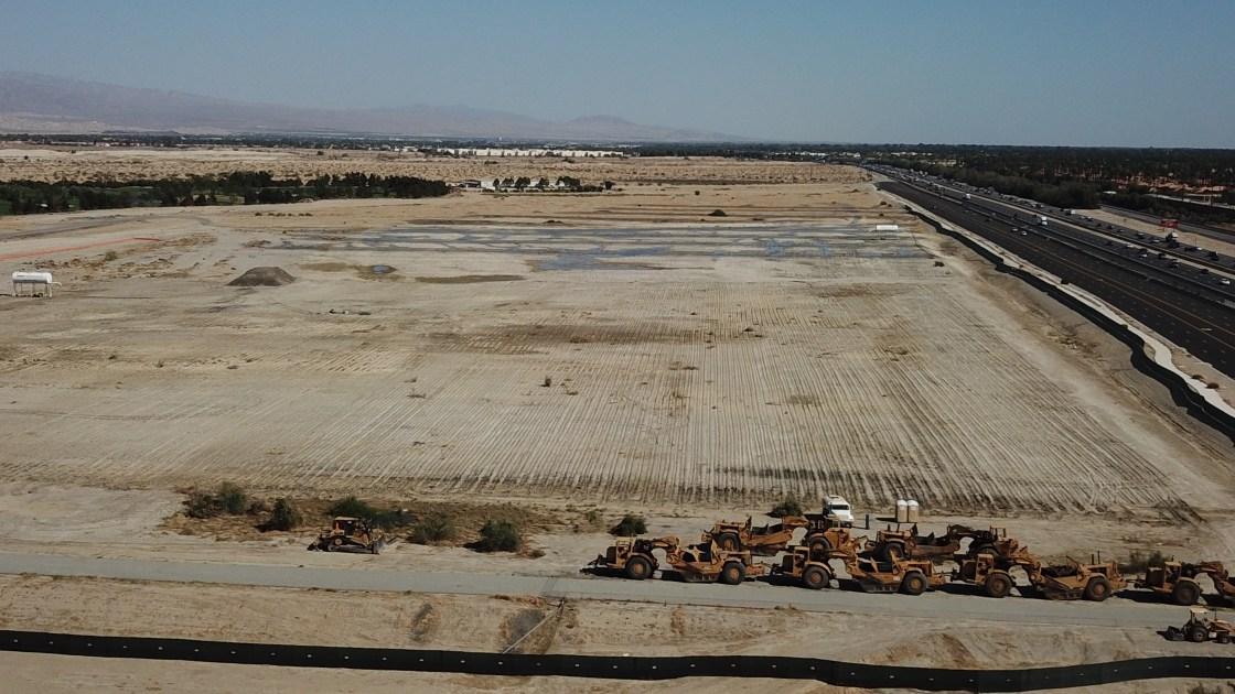 County Commission delays vote on Coachella Valley arena, crews wait to break ground