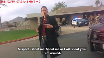 Video released of Joshua Tree Coffee Company owner shooting in Indian Wells