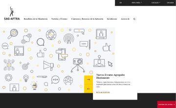SAG-AFTRA launches Spanish-Language website