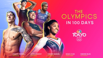 100 days until the Tokyo Olympics
