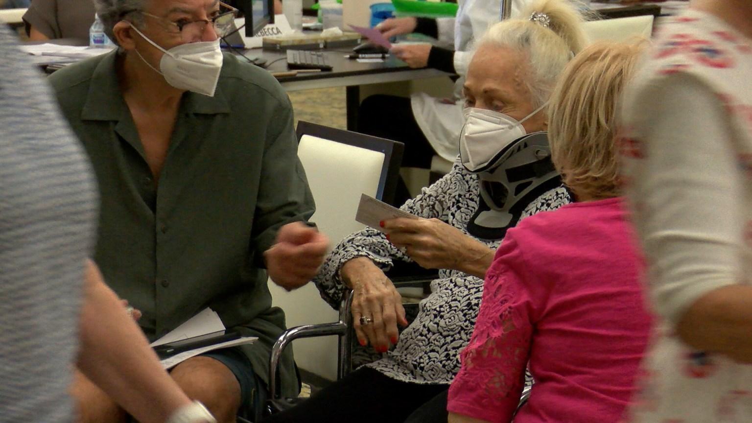 Scammers target seniors seeking COVID immunizations