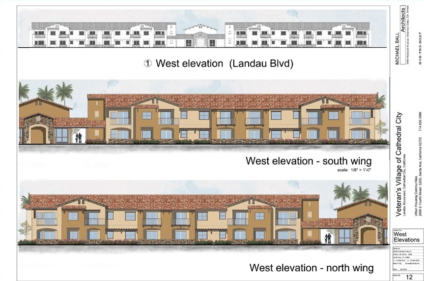 Veterans Village in Cathedral City will break ground Friday