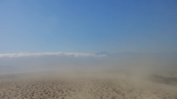 Blowing Dust Advisory issued for the Valley