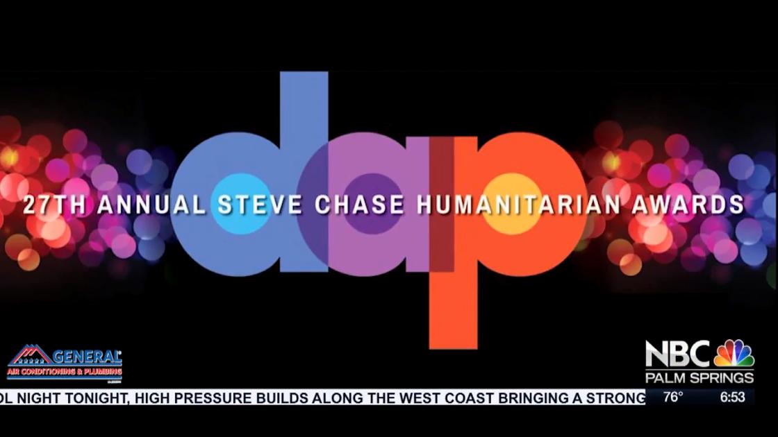 NBCares Silver Linings Steve Chase Virtual Humanitarian Awards