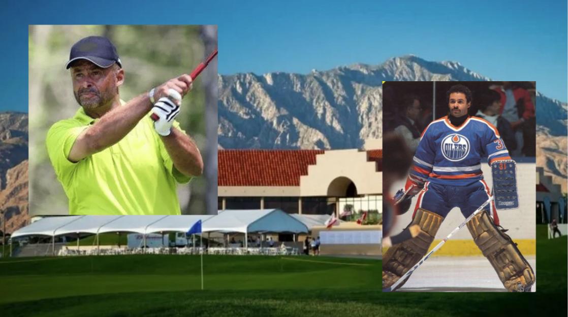 NHL Hall of Famer Grant Fuhr Hosting Celebrity Golf Invite for Charity