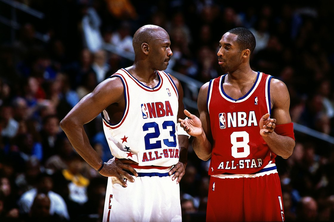 NBA great Michael Jordan will present Kobe Bryant for basketball Hall of Fame induction