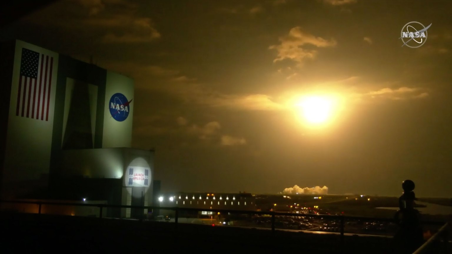 SpaceX rocket carrying four astronauts launched from Florida