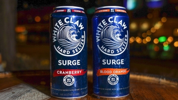 White Claw releases new seltzer