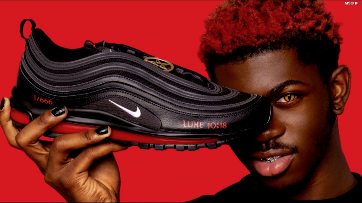 Lil Nas X Satan shoe buyers can get a full refund after Nike lawsuit