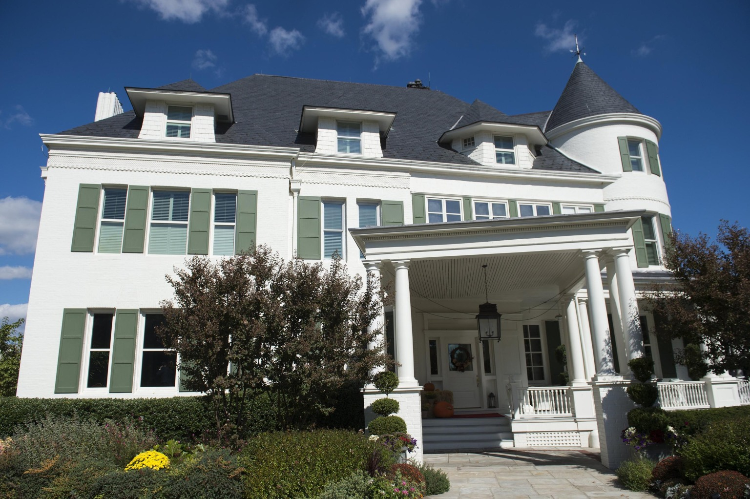 VP Harris to move into Naval Observatory residence next week after renovations delay