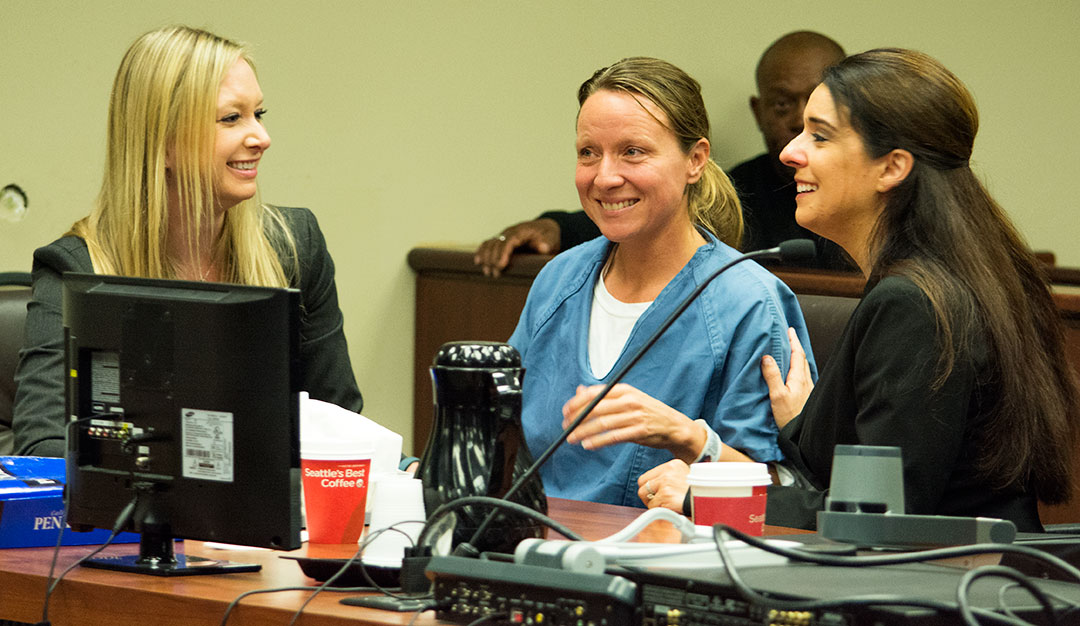Corona woman found guilty 15 years ago will not be retried following death of her boyfriend