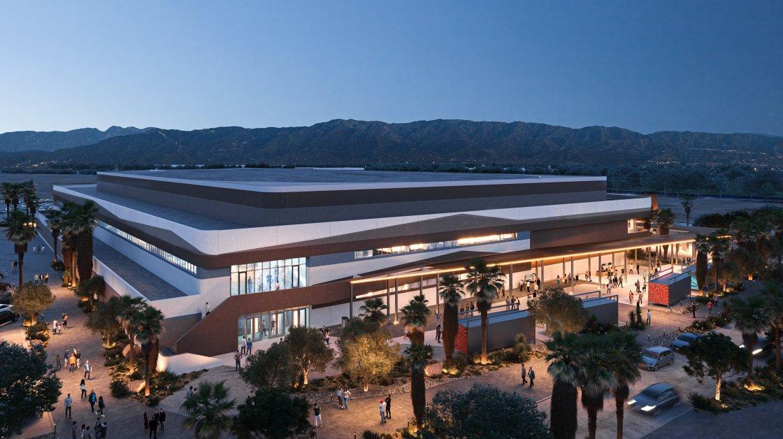 Coachella Valley Arena to break ground June 2