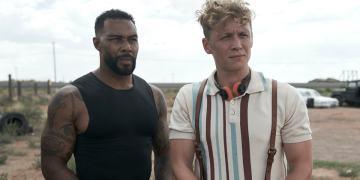 """Army of the Dead"" Interview: Omari Hardwick, Matthias Schweighöfer on Zack Snyder's Zombie Movie and Prequel"