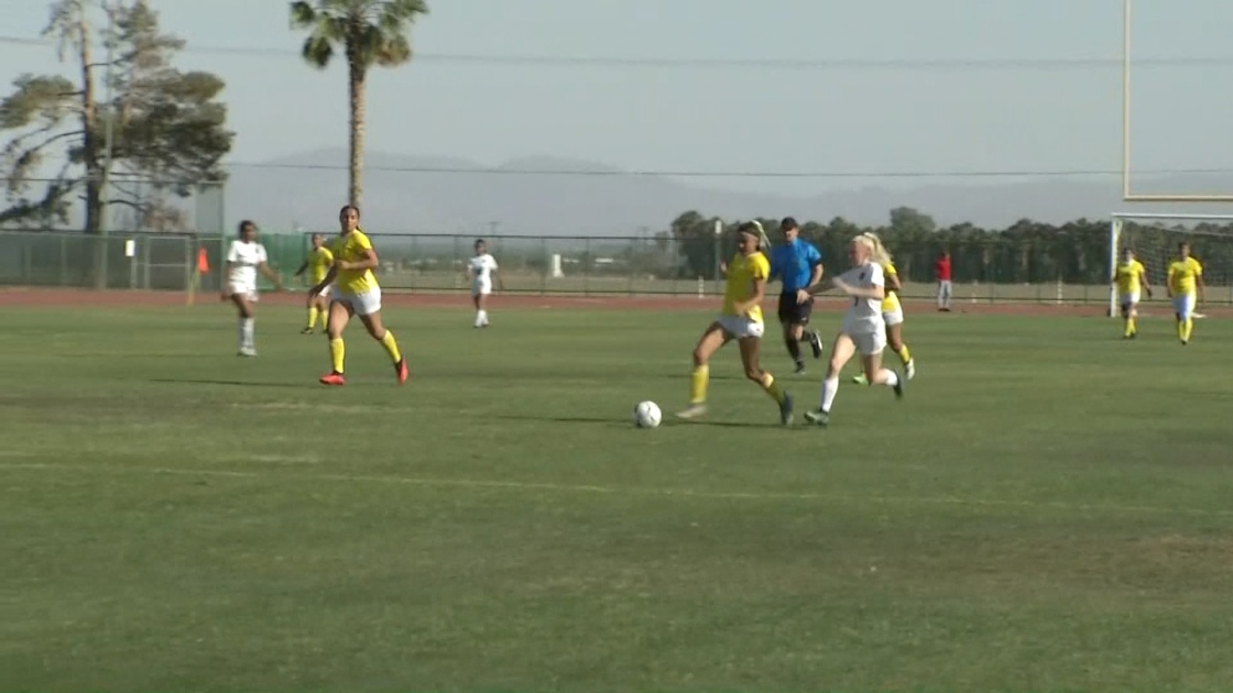 Girls Soccer CIF-SS Playoffs Round Two Results