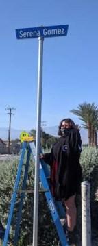 Valedictorian of Mount San Jacinto High-DHS Campus Street Naming
