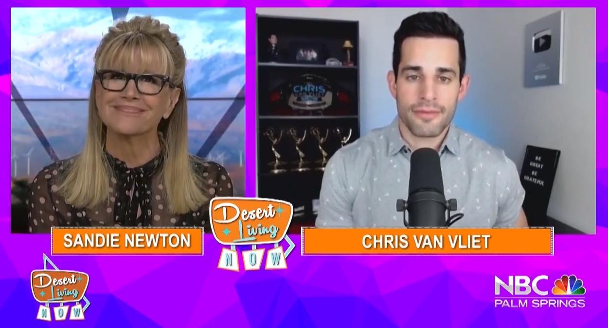 Desert Living Now: Chris Van Vliet