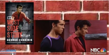"NBCares Silver Livings: George Chakiris' ""My West Side Story A Memoir"""