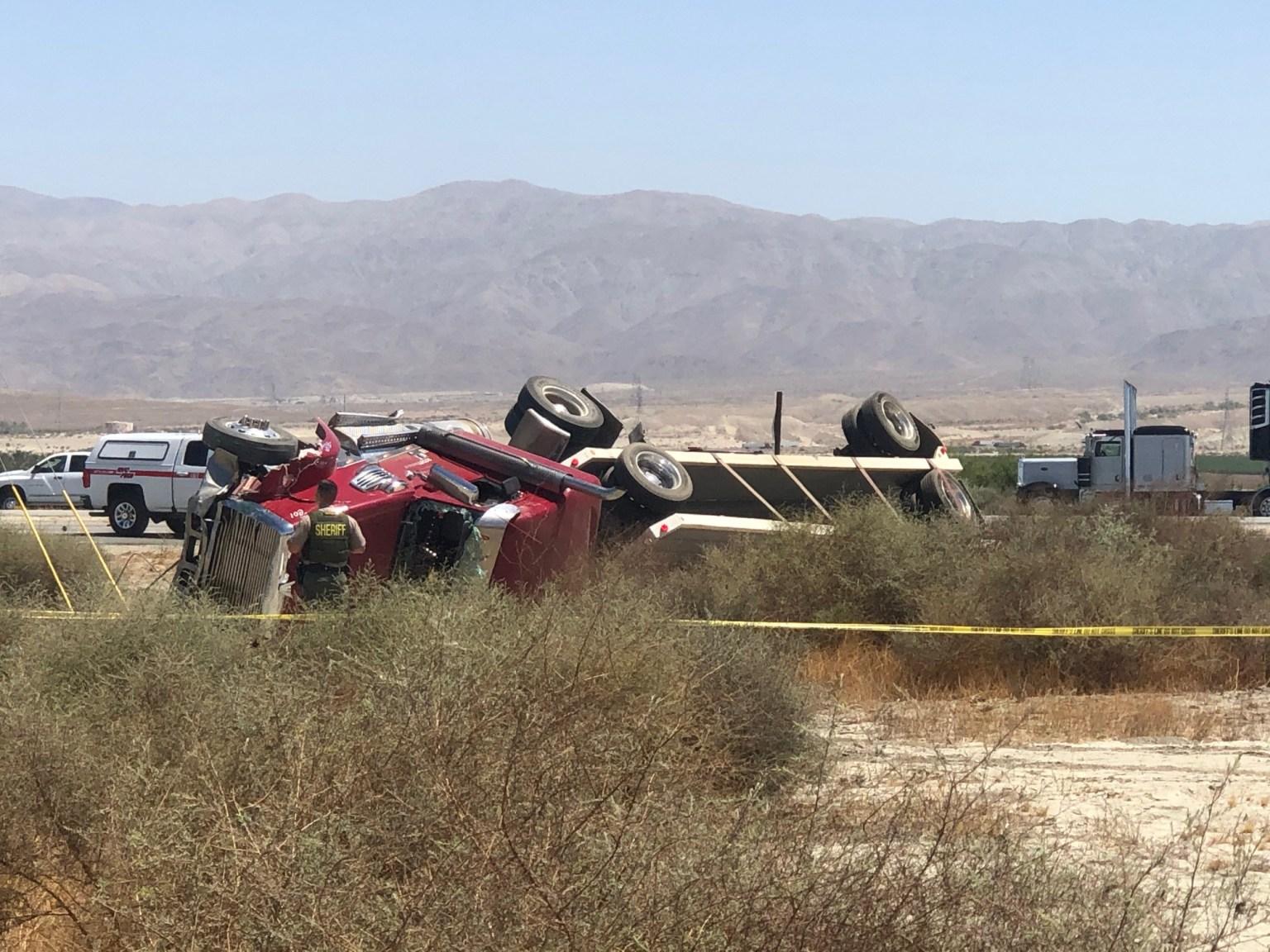 Two people dead following traffic collision on SR86