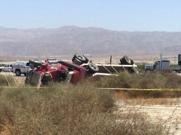 Two people dead following traffic collision on SR86
