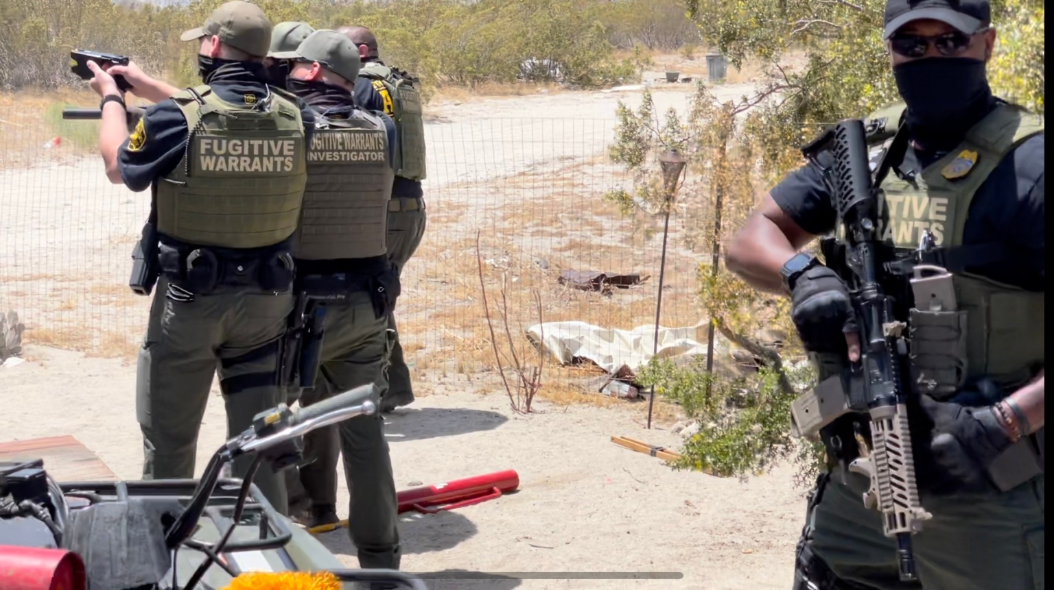 Recovery Agents Watching Palm Springs Bounty Hunter Case Closely