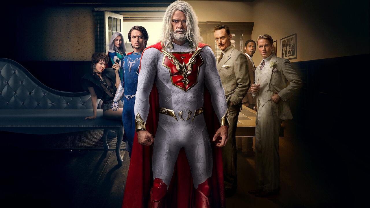 "Review: New Netflix Superhero Drama ""Jupiter's Legacy"""