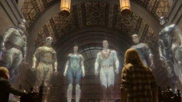 "Interview:  Josh Duhamel, Leslie Bibb on New Netflix Superhero Drama ""Jupiter's Legacy"""