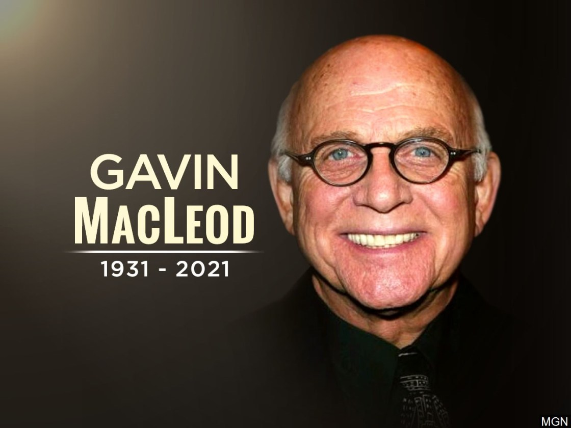`Love Boat' Captain Gavin MacLeod Dies At Age 90