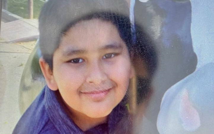 UPDATE: Missing 10-year-old child found