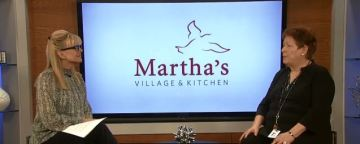 NBCares Silver Linings Martha's Village and Kitchen Service through a Pandemic
