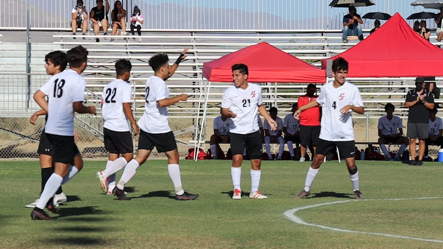 What's Next for the Undefeated Palm Springs Boys' Soccer Team? CIF Playoffs