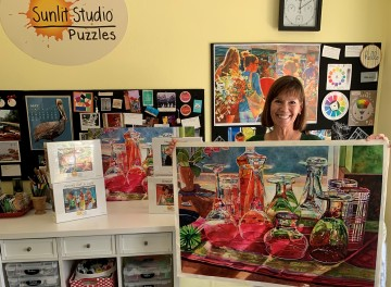 Weekly Rundown: Sunlit Studio Puzzles, Revivals & tips for upcoming grads